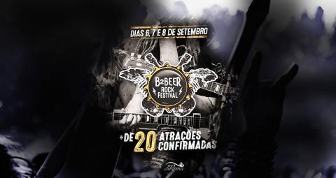 Imagem representativa: B2Beer Rock Festival em Caldas Novas