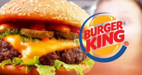 Imagem representativa: Burger King em Caldas Novas